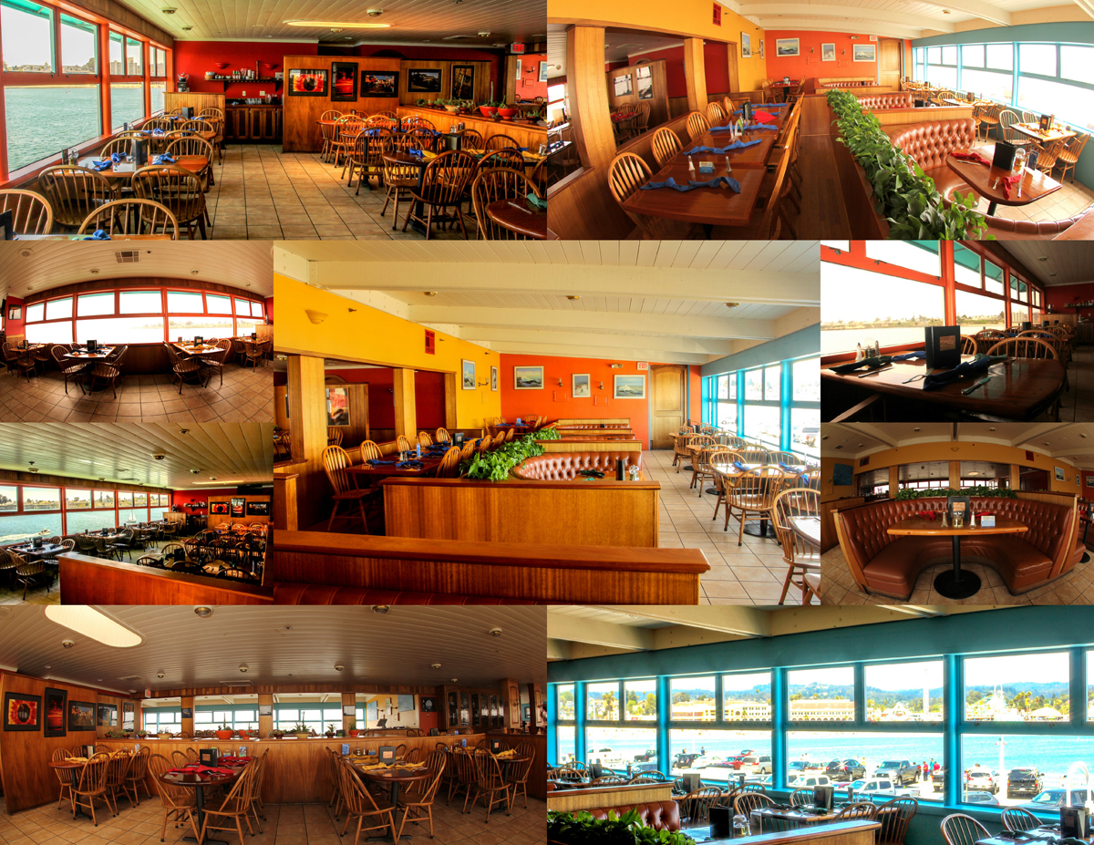 Restaurant Collage 2